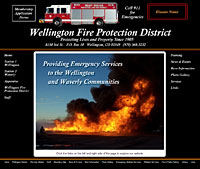 Wellington Fire Protection District